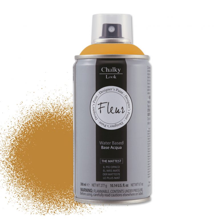 Spray chalky look 300ml – f42 yellow ochre